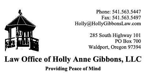 Law Office of Holly Anne Gibbons, LLC