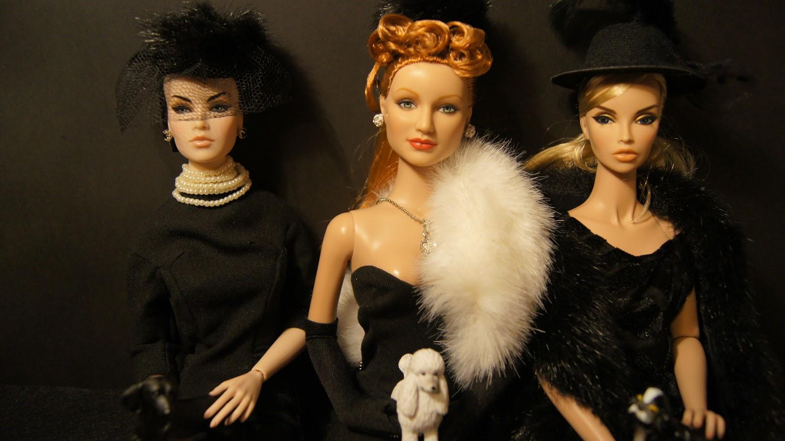 ETA Collectible Fashion Doll Store We ship worldwide! Fashion royalty doll sale