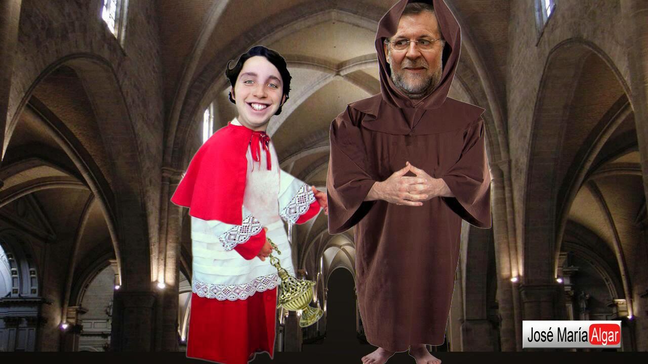 Feliz Navidad 2014 os desea Rajoy 4