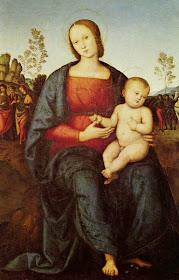 MUSEO CAPODIMONTE. Perugino