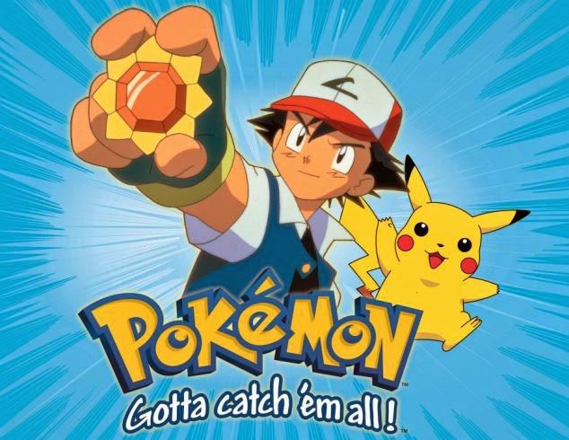 Pokemon's Ash and Pikachu