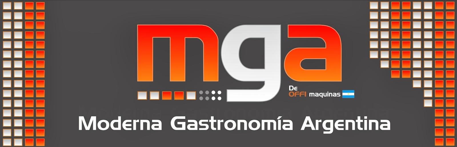 MGA - Moderna gastronomía Argentina