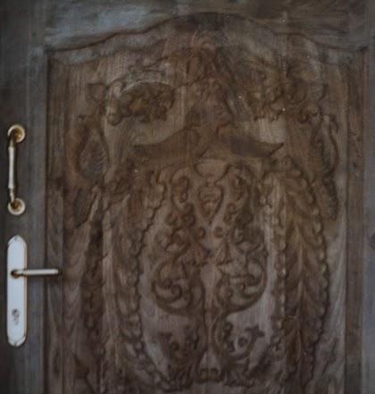 wooden door models kerala