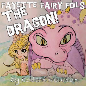 """FAYETTE FAIRY FOILS THE DRAGON!"""