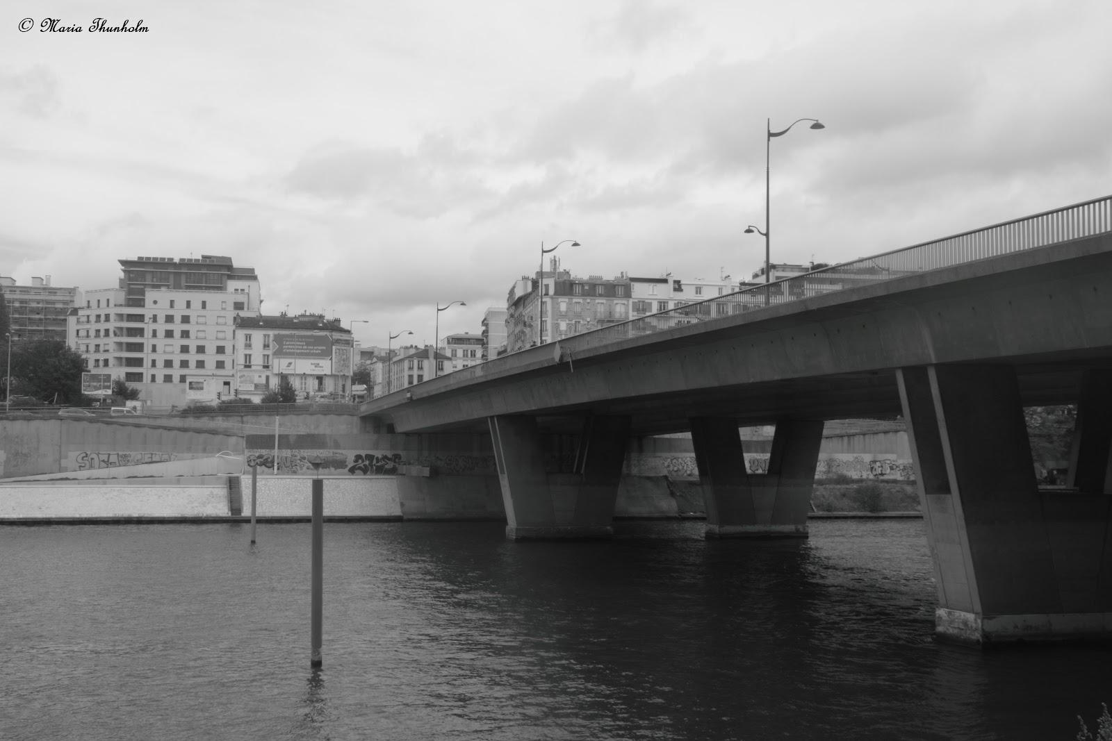 Que de mes photos autour du pont de courbevoie for Piscine courbevoie