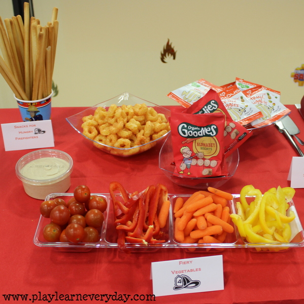 healthy birthday party snacks play and learn every day