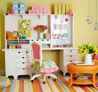 Decoraci n e ideas para mi hogar 10 cuartos de costura for Decoracion e ideas para mi hogar
