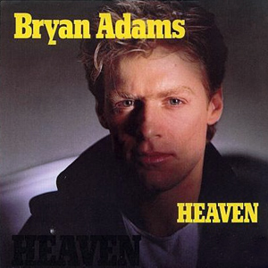 letra de cancion heaven bryan adams:
