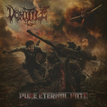 "VOMITILE - ""PURE ETERNAL HATE"""