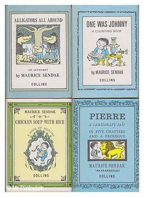 Maurice Sendak has passed
