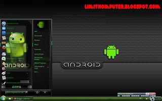 tema windows 7 android adalah tema yang terinspirasi youwave android