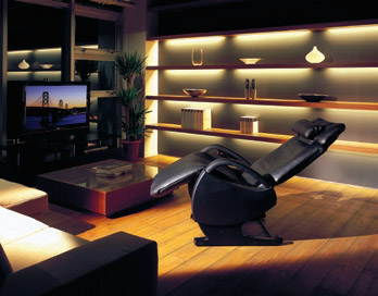 fauteuil de massage pour personnes g es sante. Black Bedroom Furniture Sets. Home Design Ideas