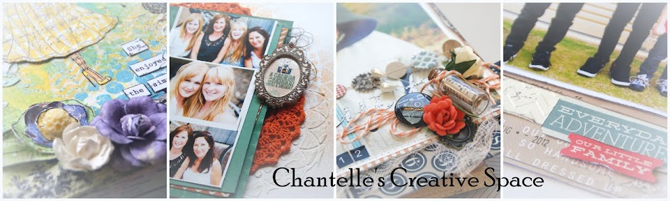 Chantelle's creative space