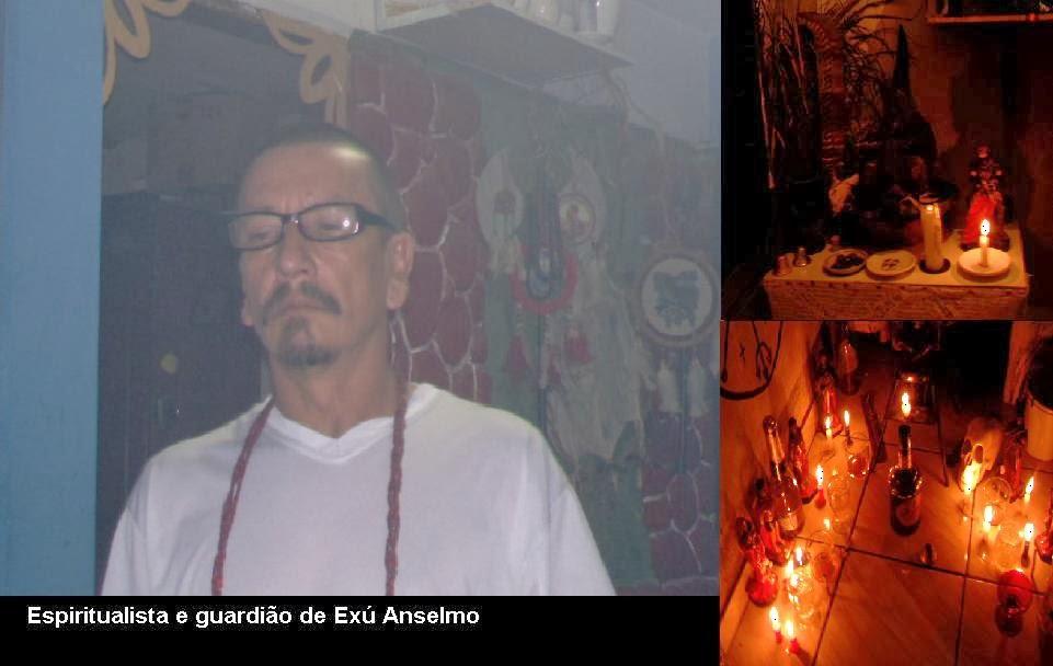 ANSELMO GUARDIÃO DE EXÚ
