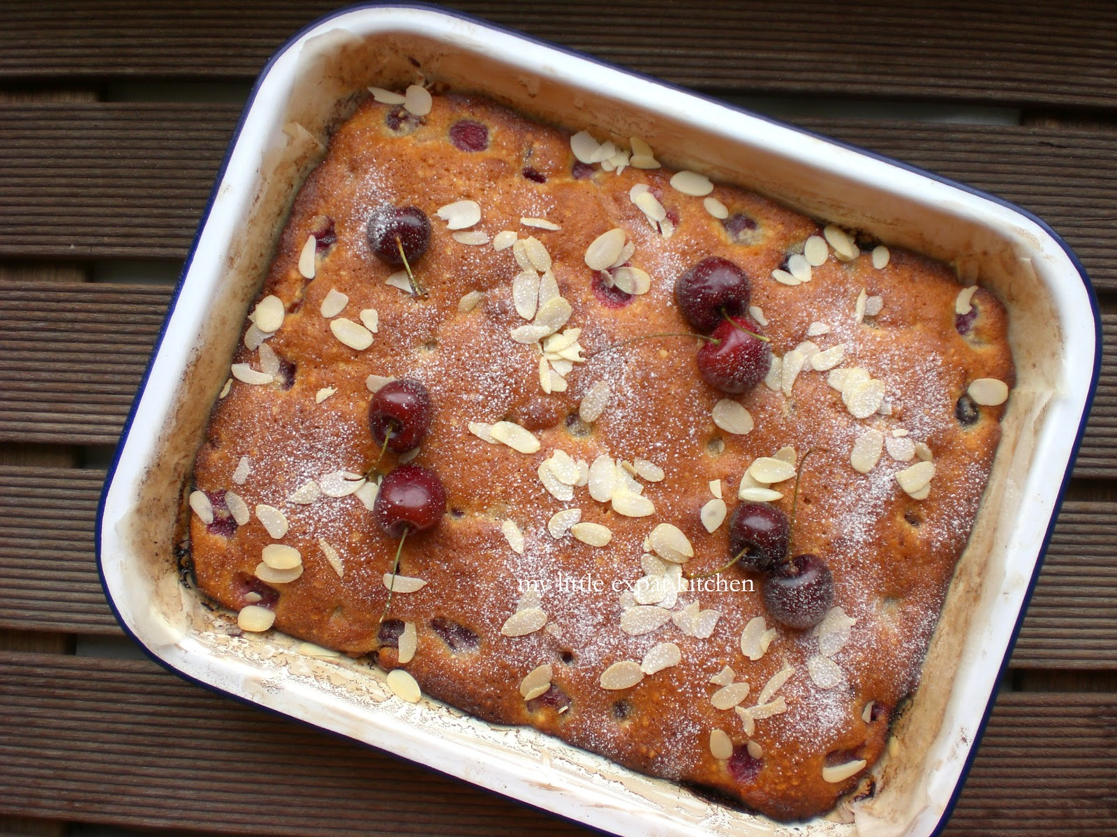 ... cherry chocolate almond bar cherry almond clafoutis cherry almond cake