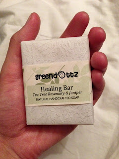 Healing Bar - Tea Tree Rosemary & Juniper by Greendottz