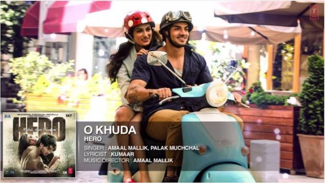 O Khuda Guitar Chords - Amaal Mallik | Hero