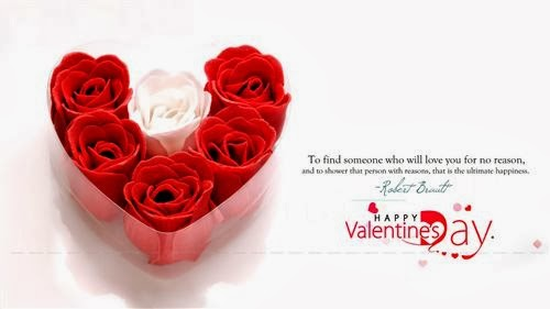 Best Happy Valentine's Day Wishes For Facebook 2014