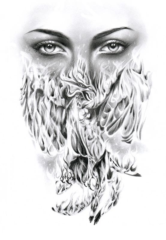 phoenix tattoo shops phoenix tattoos on women phoenix tattoo design