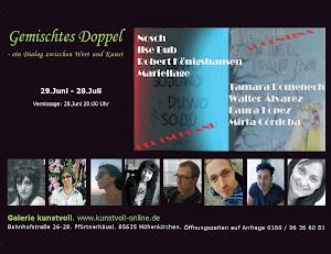 Dobles Mixtos. Galerie Kunstvoll. Munich. Alemania. 2013.
