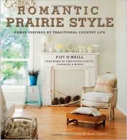 Fifi O`Neills book ROMANTIC PRAIRIE STYLE