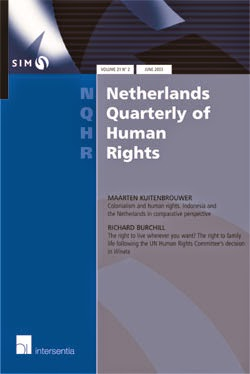 an analysis of the article six of the european convention on human rights European monographs volume 87 the right to a fair trial is a basic principle of the rule of law in democratic societies, securing the right to a proper administration of justice what makes the european convention on human rights (echr) special in comparison with other international instruments is the possibility granted to any individual to.