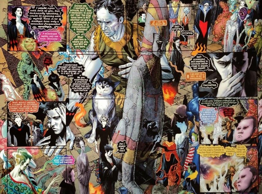 Sandman Overture # 2 - Neil Gaiman J.H. Williams III