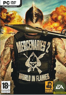 Mercenaries 2 World in Flames                Game Download Free