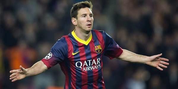 8 Deretan Rekor Lionel Messi Bersama Barcelona