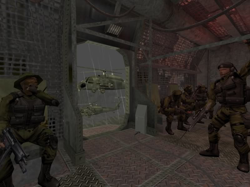 Counter Strike: Condition Zero Deleted Scenes. counter strike condition zer