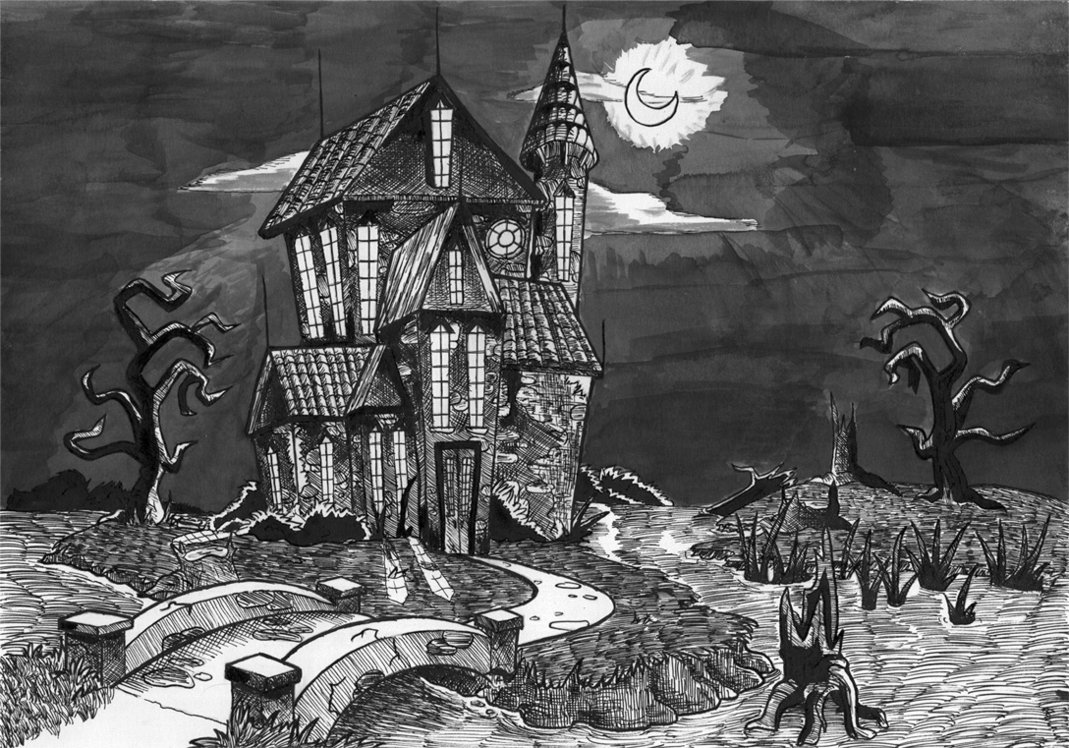 "romantic elements in frankenstein and the fall of the house of usher Gothic atmosphere in ""the fall of the house of usher."