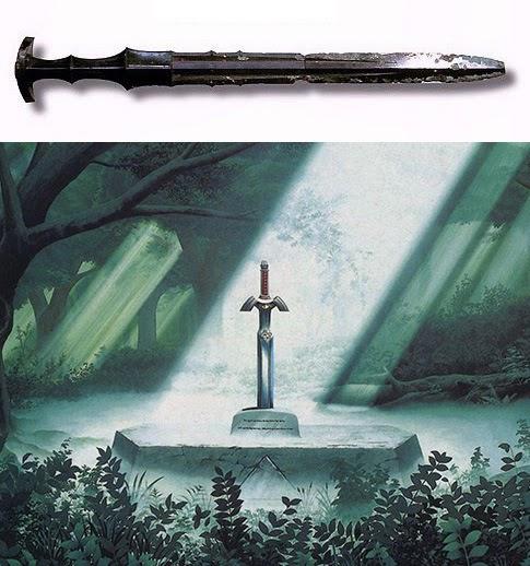 Pedang Kusangi-no-Tsurugi