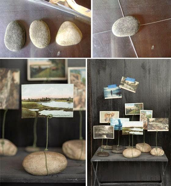 Make Diy using Stones....