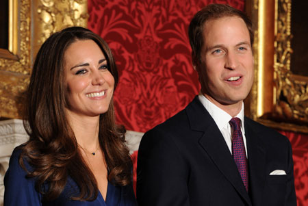 kate and william wedding photo. Prince William and Kate