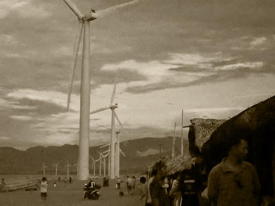 Bangui Wind Farm Ilocos Norte