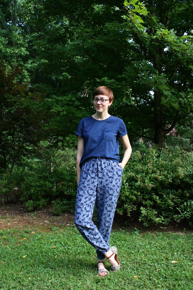 daytime pajamas outfit