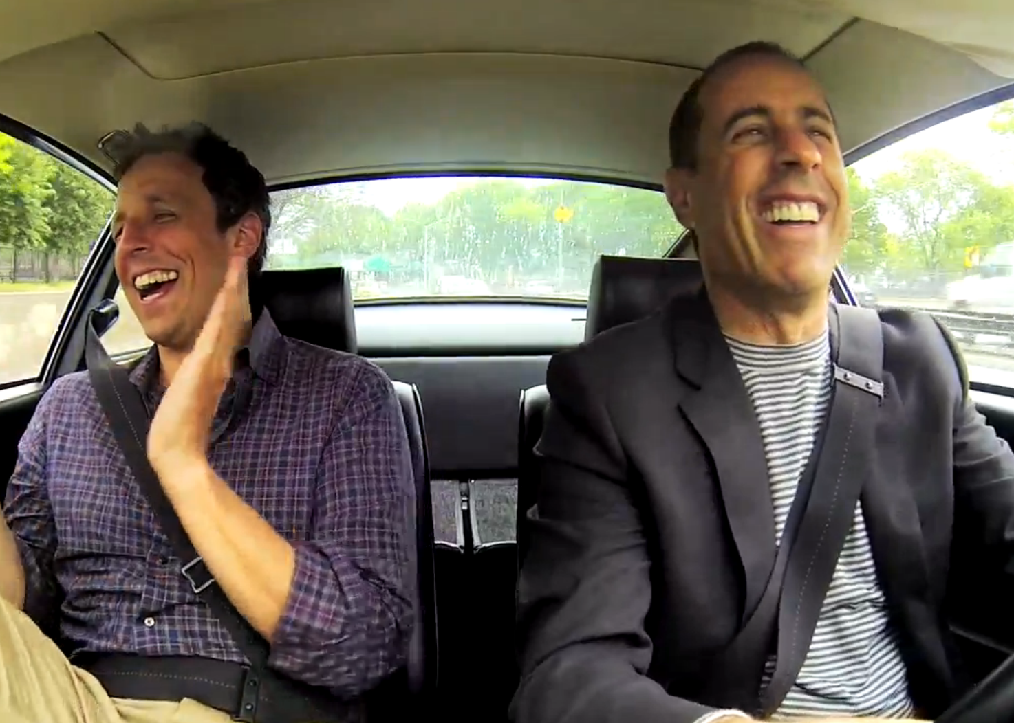 wallpaper free download comedians in cars getting coffee. Black Bedroom Furniture Sets. Home Design Ideas
