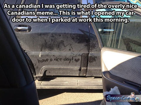 funny Canadian people humor