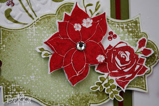 Pines and Poinsettias Sneak Peak