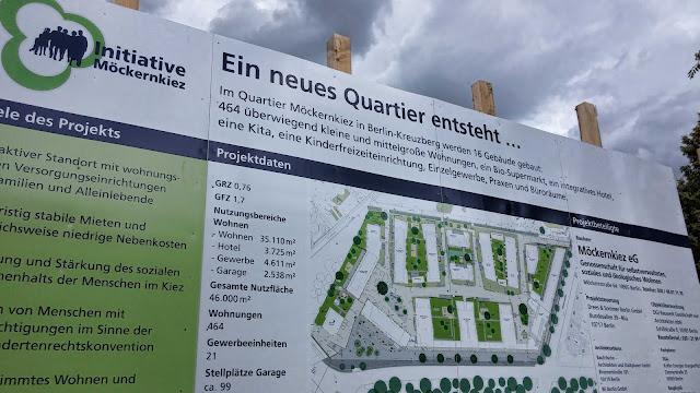 Baustelle Initiative Quartier Möckernkiez,Yorckstraße 24, 10965 Berlin, 24.06.2014