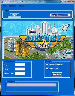 Airport City Hack V2.1