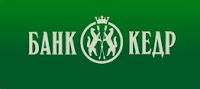 Банк Кедр логотип