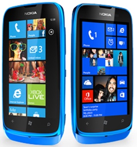Nokia Lumia 610 Windows