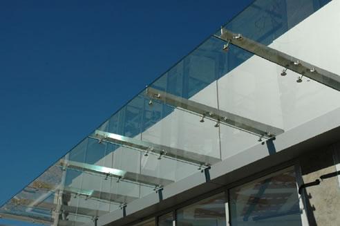 Satmatindo Glass Canopy Kaca Tempered Kanopi Kaca Atap Kaca Glass Canopy