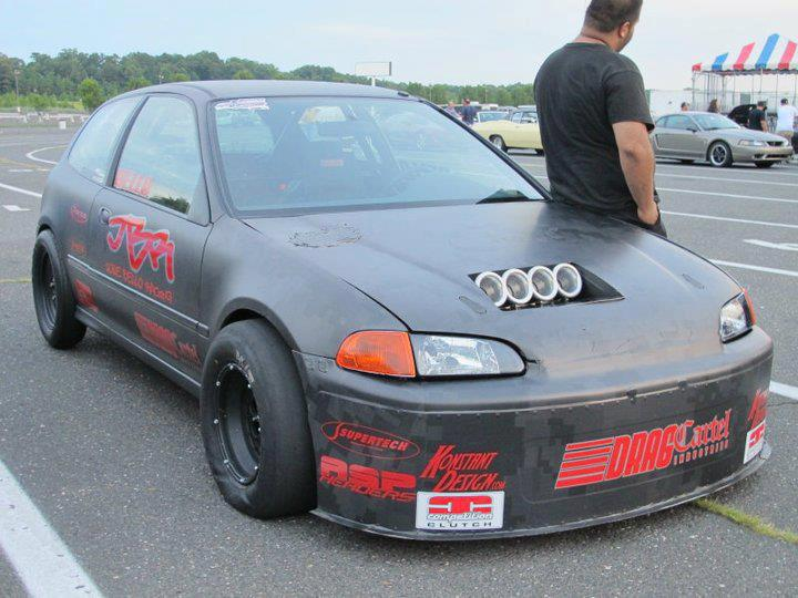 modified cars and trucks honda civic 1995 fully modified