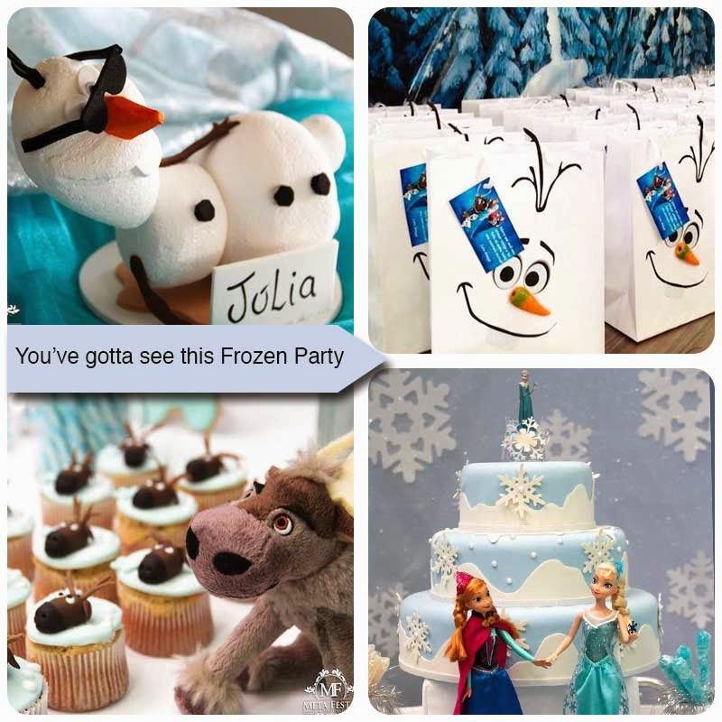 Best Frozen Party Food See This Frozen Party-best