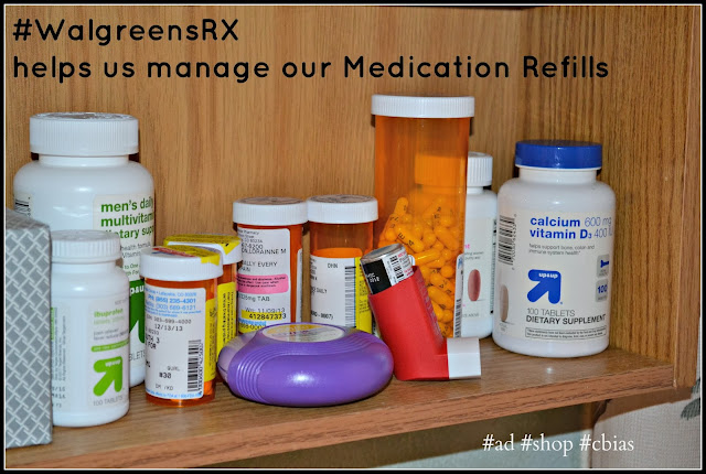 #WalgreensRX #cbias #shop #ad Medication Refills Walgreens Pharmacy