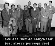 Os dez de Hollywood