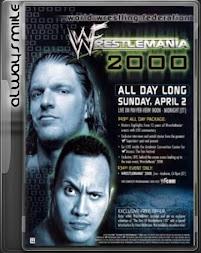 Wrestlemania 2000 en español