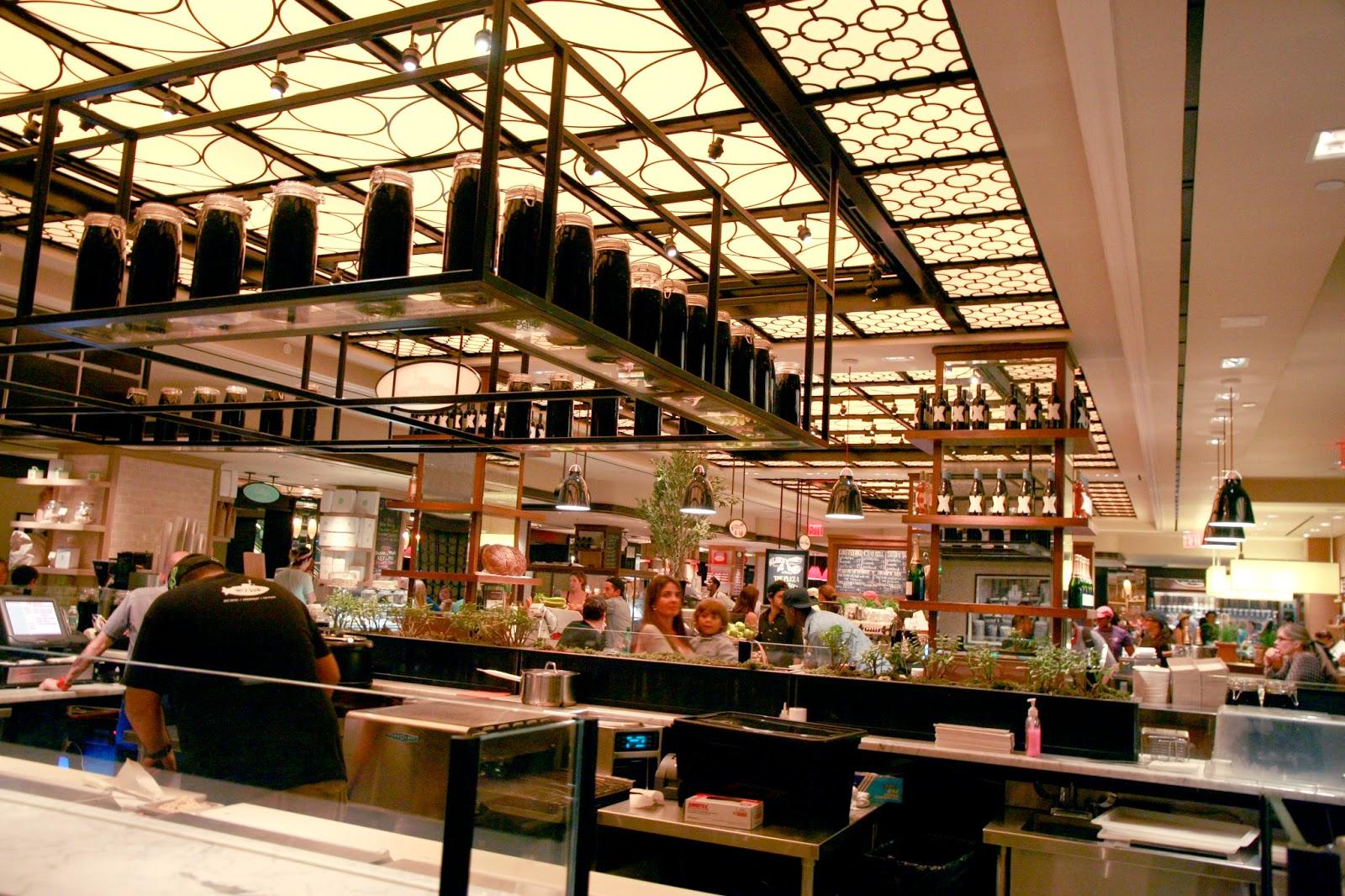 Sartorial Diner: Eats in New York : Plaza Food Hall